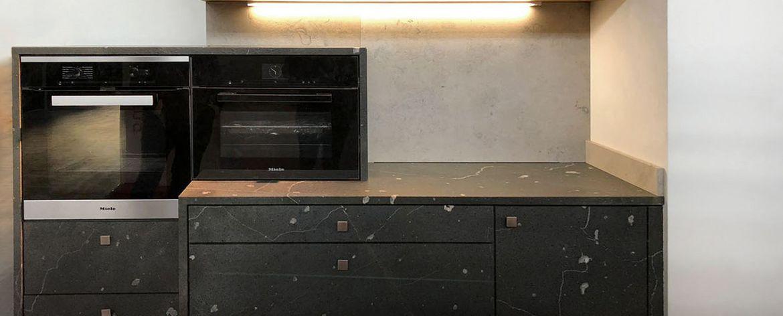 Naturstein Küche